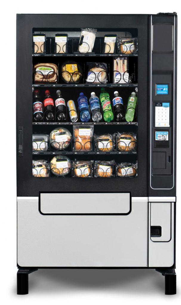 Evoke Elevator Snack & Drink Combo