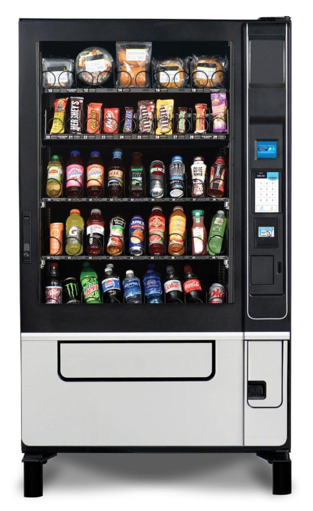 Evoke ST5 Snack & Drink Combo